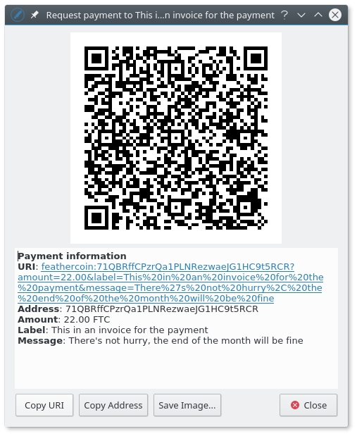 QRCode image
